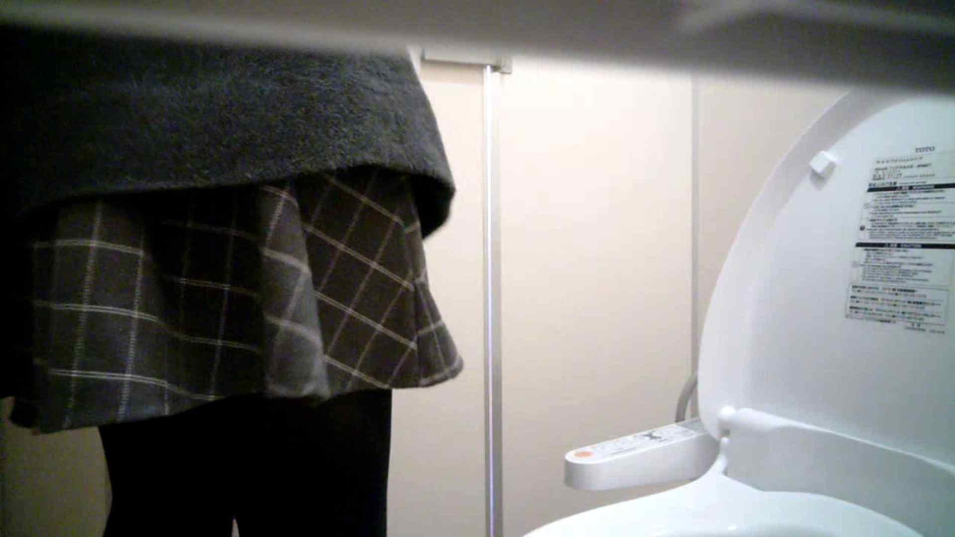 vol.27 冬服のvゾーンの締め付けは相当かゆくなります。 洗面所のぞき  91枚 90