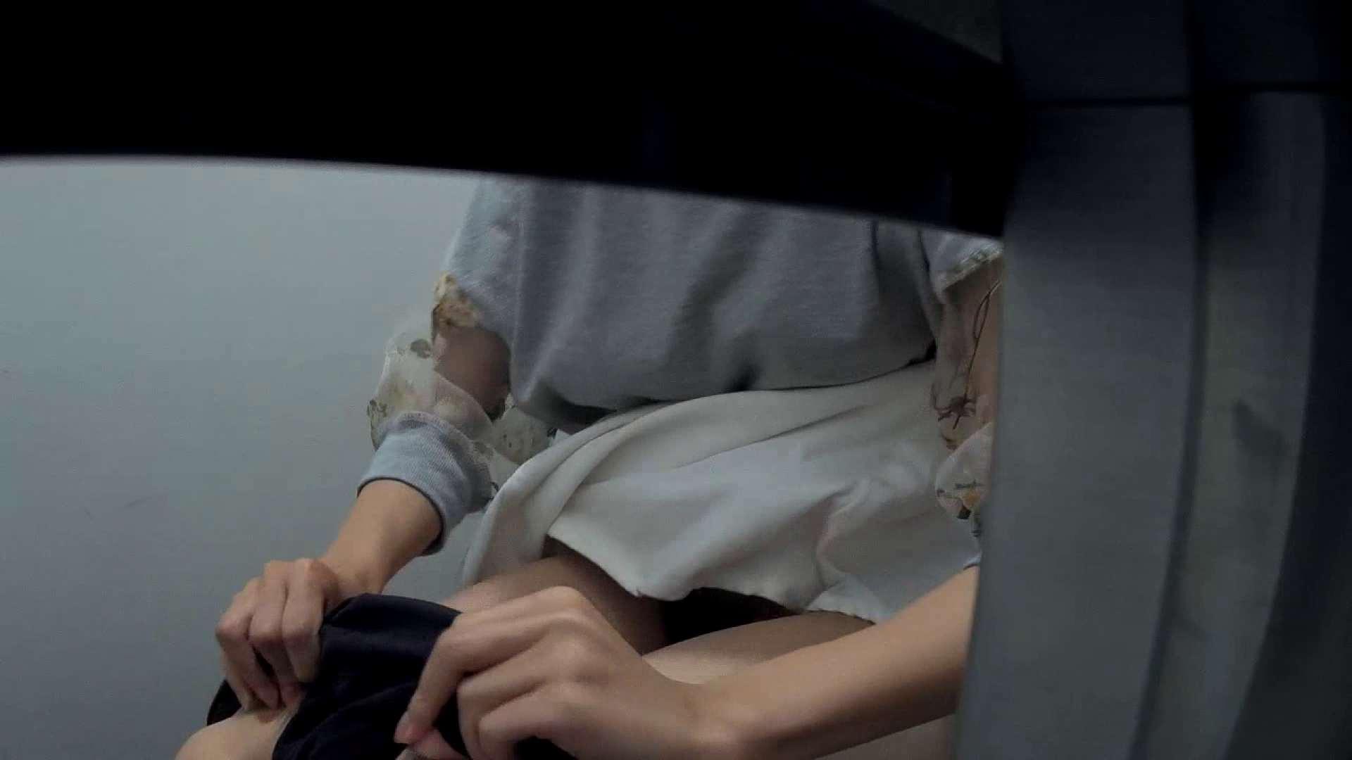 有名大学女性洗面所 vol.40 ??おまじない的な動きをする子がいます。 和式便所 えろ無修正画像 99枚 6