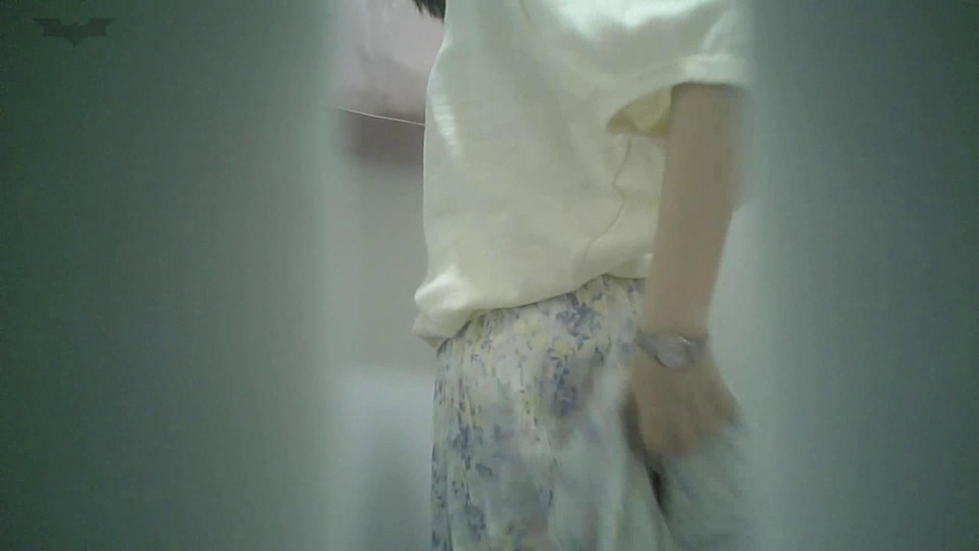 有名大学女性洗面所 vol.40 ??おまじない的な動きをする子がいます。 ギャル達  99枚 63