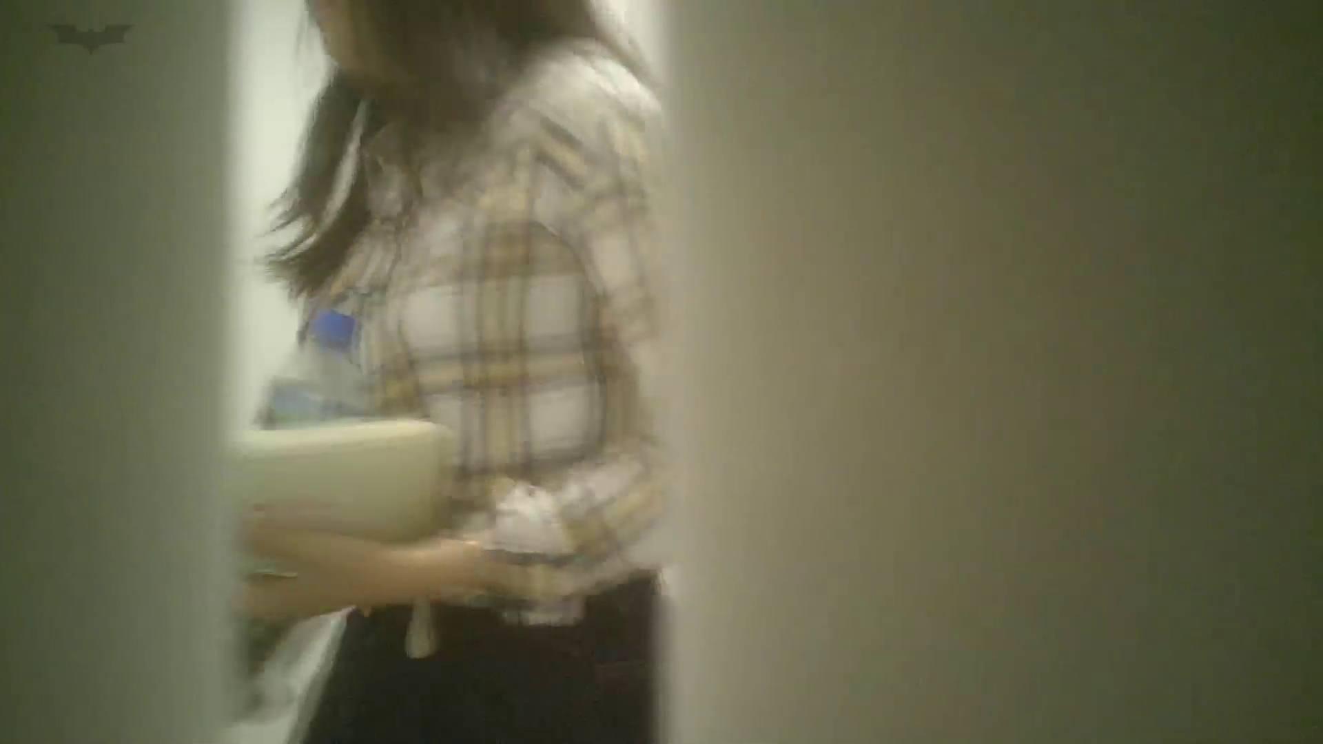 有名大学女性洗面所 vol.50 個室には3つの「目」があるみたいです。 投稿 エロ無料画像 109枚 30
