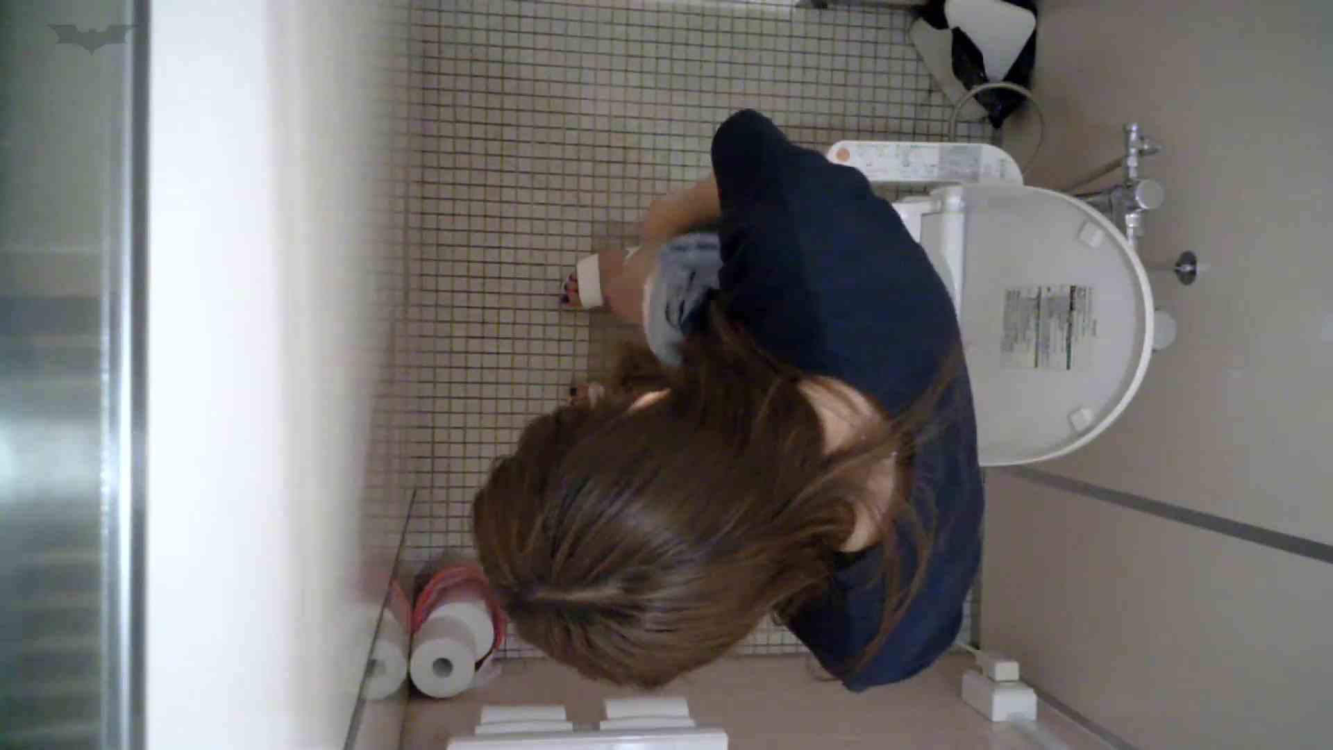 有名大学女性洗面所 vol.50 個室には3つの「目」があるみたいです。 ギャル達  109枚 96