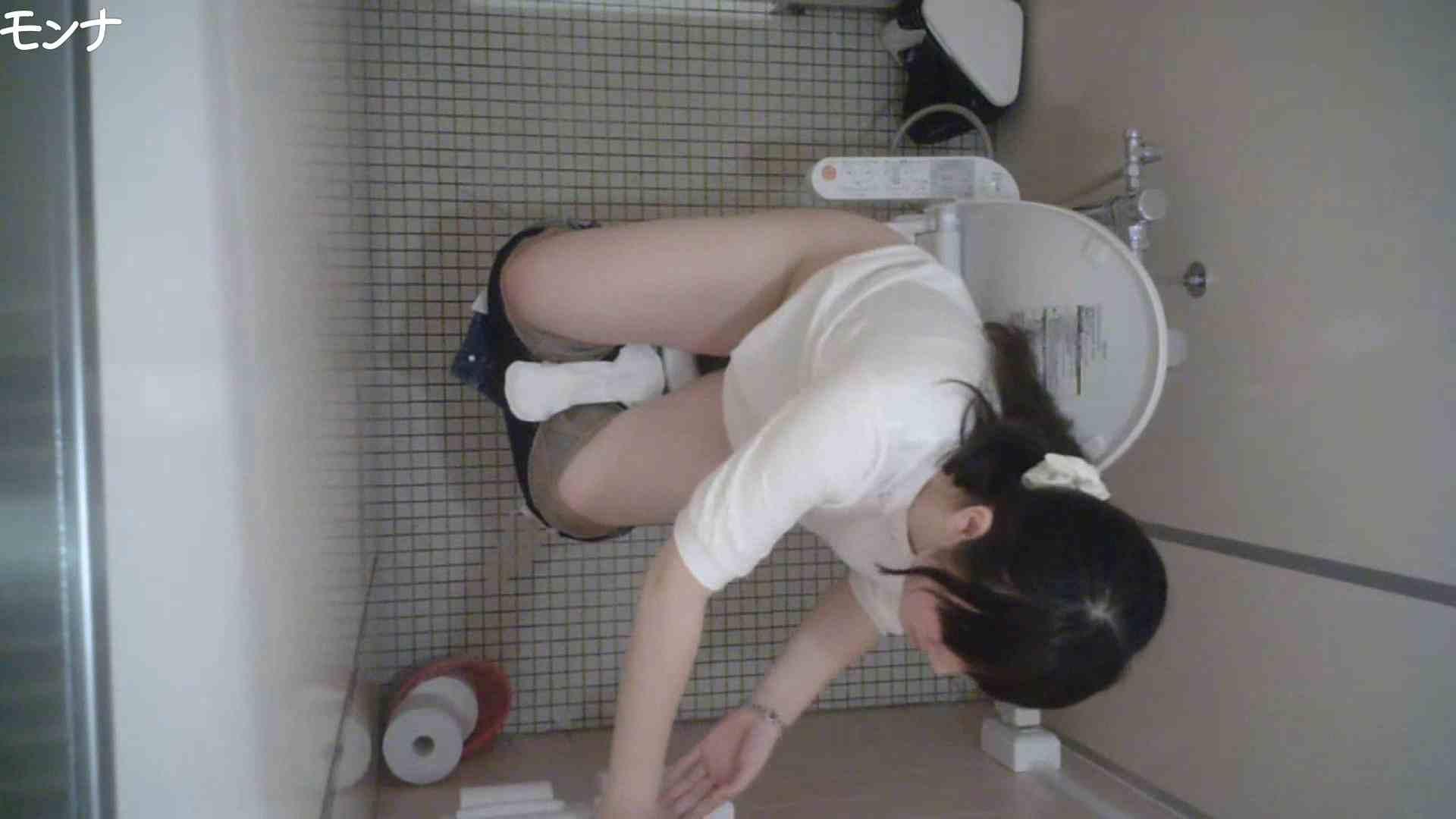 有名大学女性洗面所 vol.65 秘技!!マルチアングル天井撮り!! ギャル達 セックス画像 110枚 2