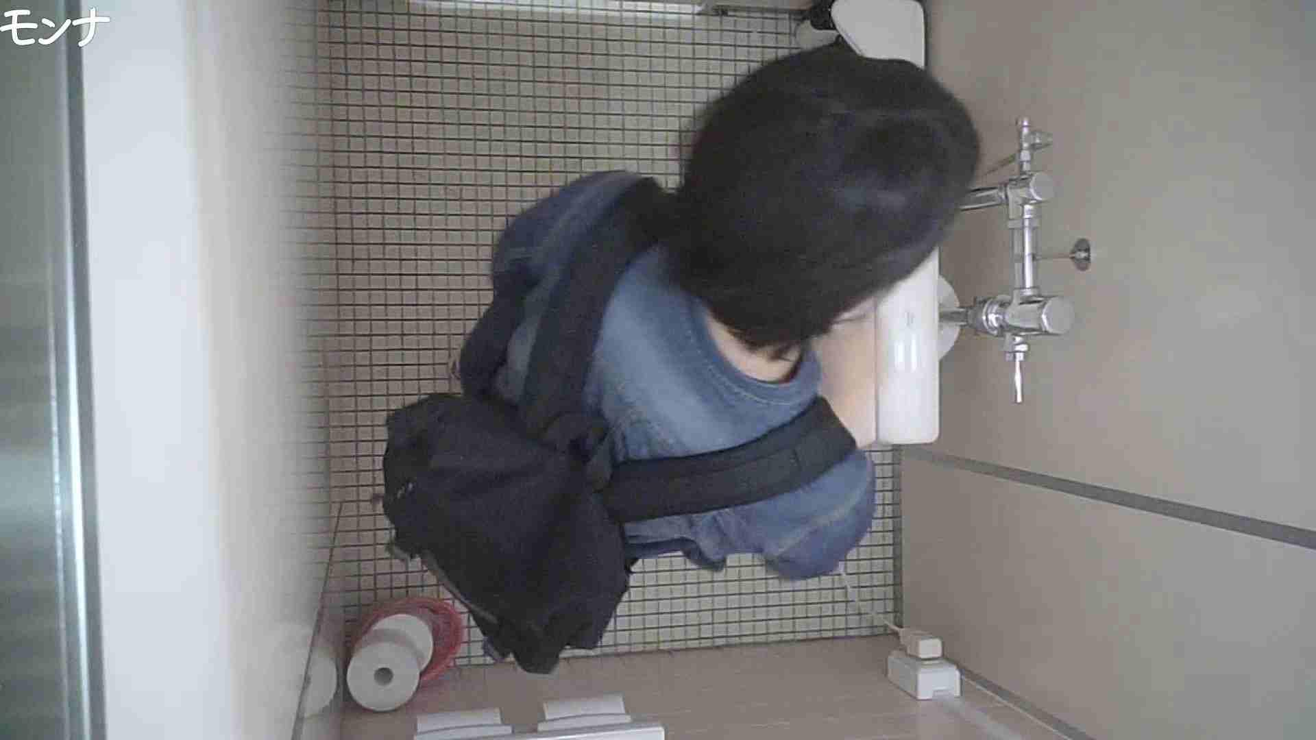有名大学女性洗面所 vol.65 秘技!!マルチアングル天井撮り!! 潜入 オメコ動画キャプチャ 110枚 50