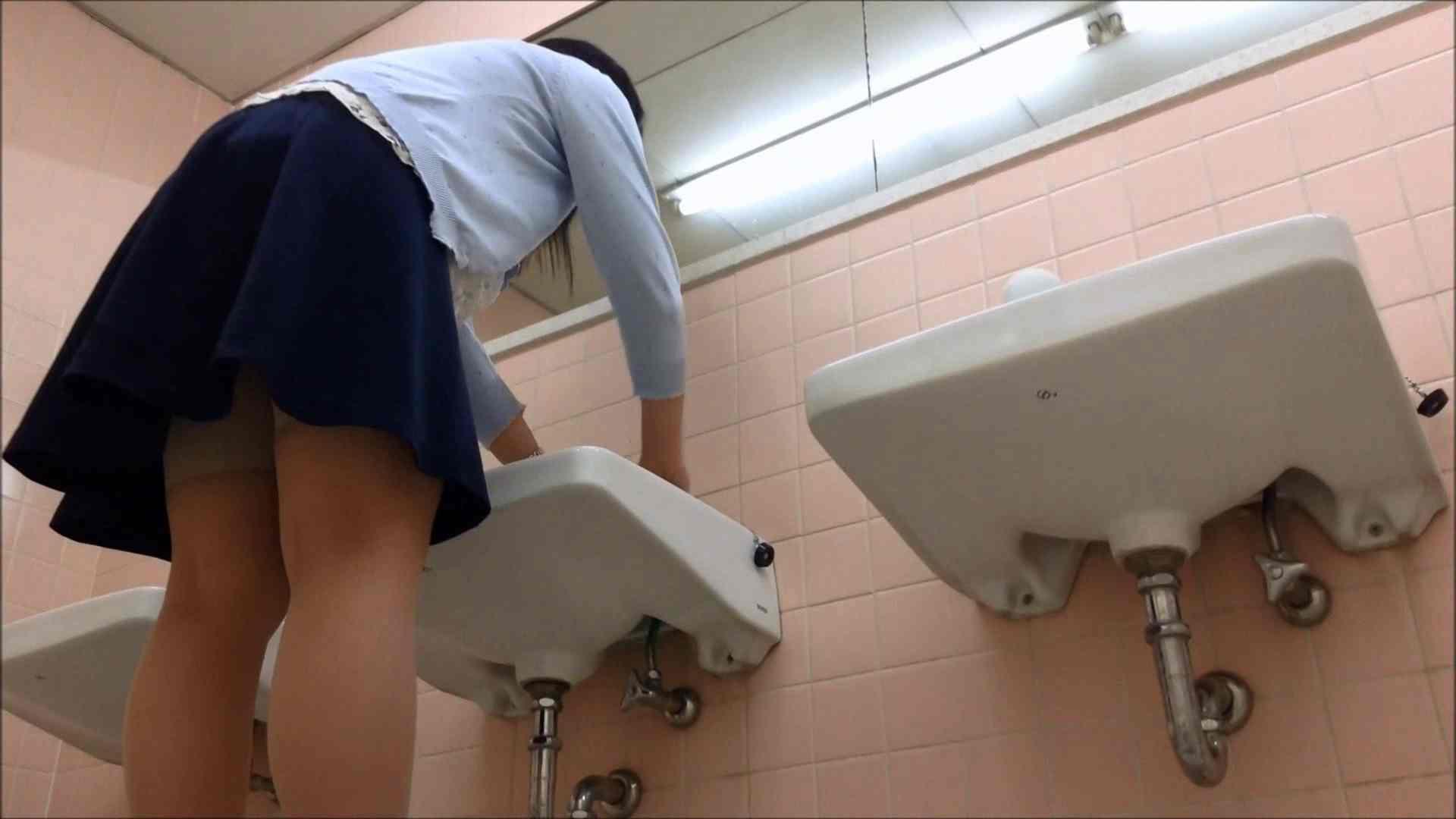 某有名大学女性洗面所 vol.15 洗面所のぞき   ギャル達  95枚 33