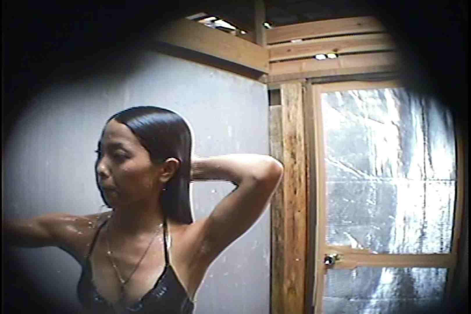 海の家の更衣室 Vol.45 美女 | シャワー  76枚 55
