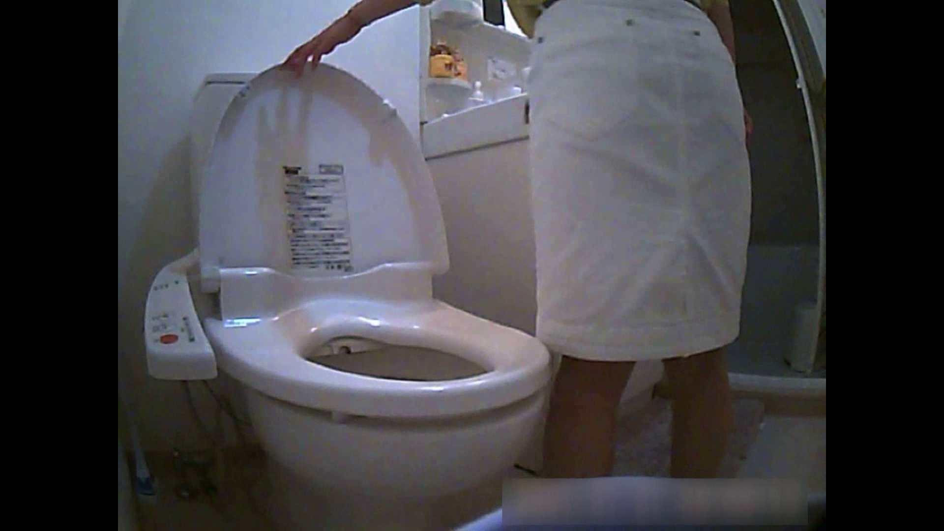 乳首大き目の24歳Y子 トイレ編 トイレ盗撮 | 細身体型  76枚 1