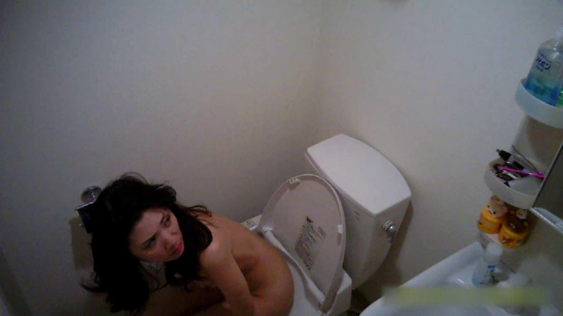 清楚な顔してかなり敏感なE子25歳(仮名)Vol.05 裸でトイレ編 美肌 AV動画キャプチャ 90枚 3