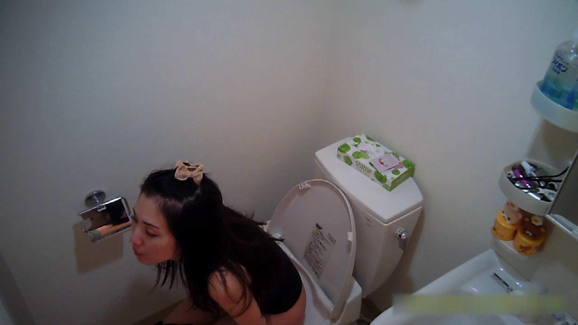 清楚な顔してかなり敏感なE子25歳(仮名)Vol.05 裸でトイレ編 シャワー室 エロ画像 90枚 54