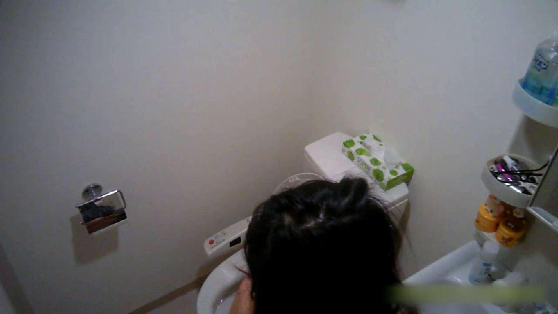 清楚な顔してかなり敏感なE子25歳(仮名)Vol.05 裸でトイレ編 美乳  90枚 63