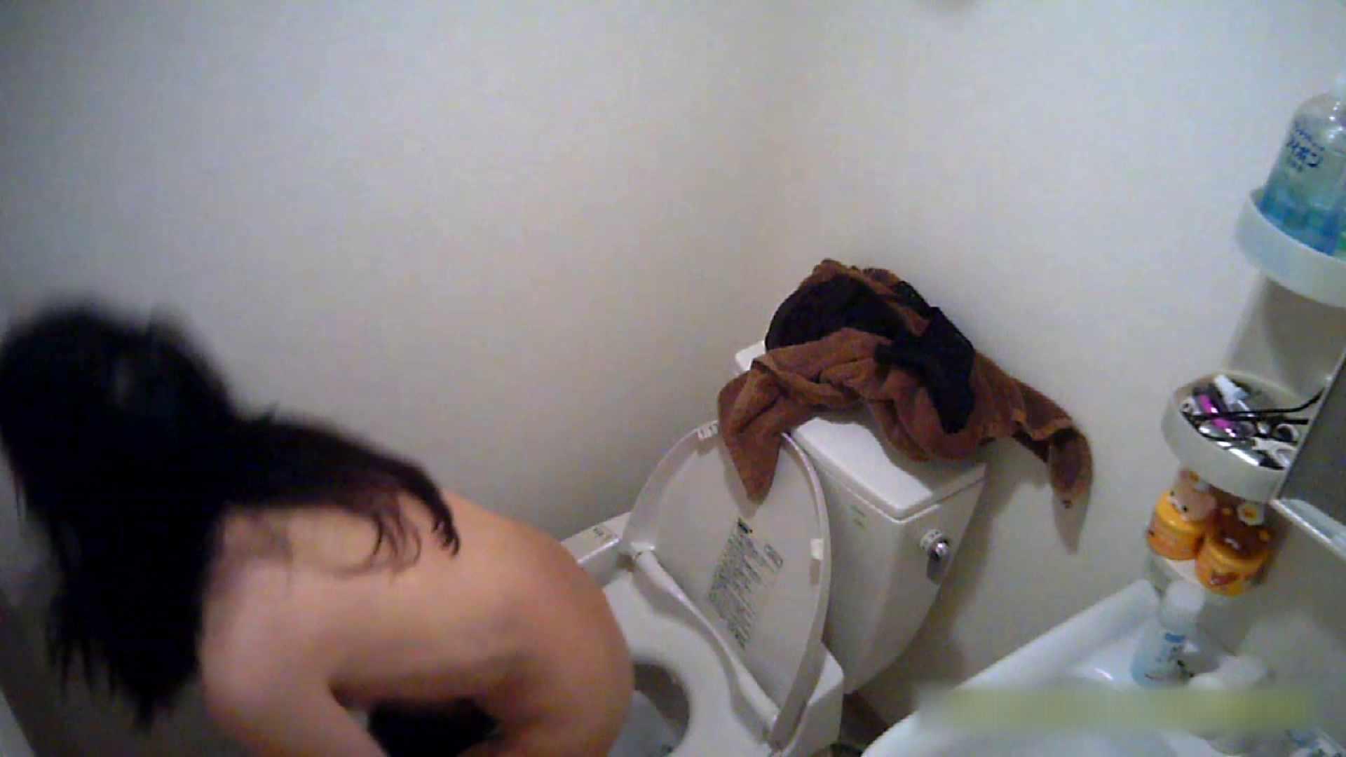 清楚な顔してかなり敏感なE子25歳(仮名)Vol.05 裸でトイレ編 お姉さんのSEX セックス画像 90枚 65