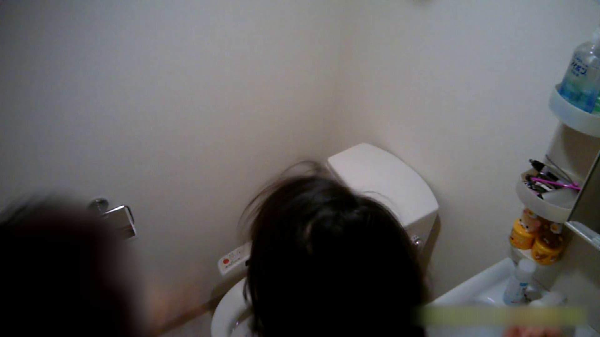 清楚な顔してかなり敏感なE子25歳(仮名)Vol.05 裸でトイレ編 美乳  90枚 84