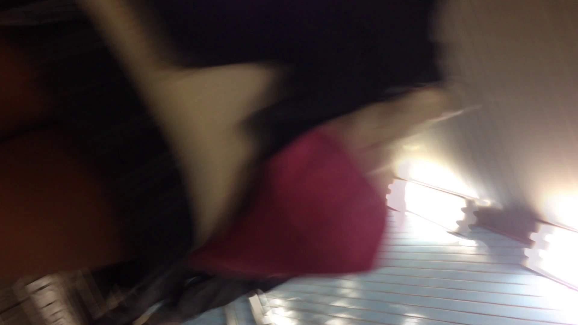 階段パンチラ Vol.06 パンチラ女子 SEX無修正画像 91枚 58