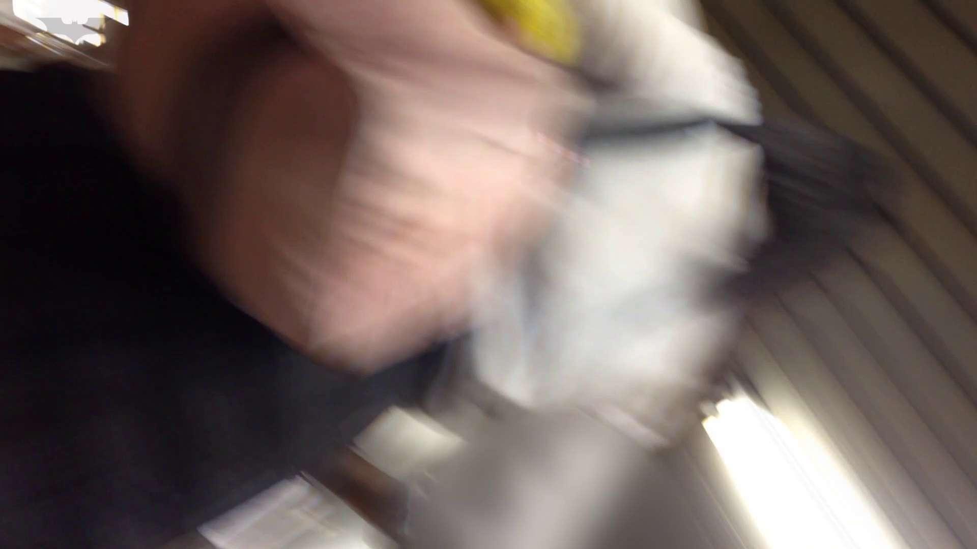 階段パンチラ Vol.07 パンチラ女子   エッチなパンツ  107枚 55