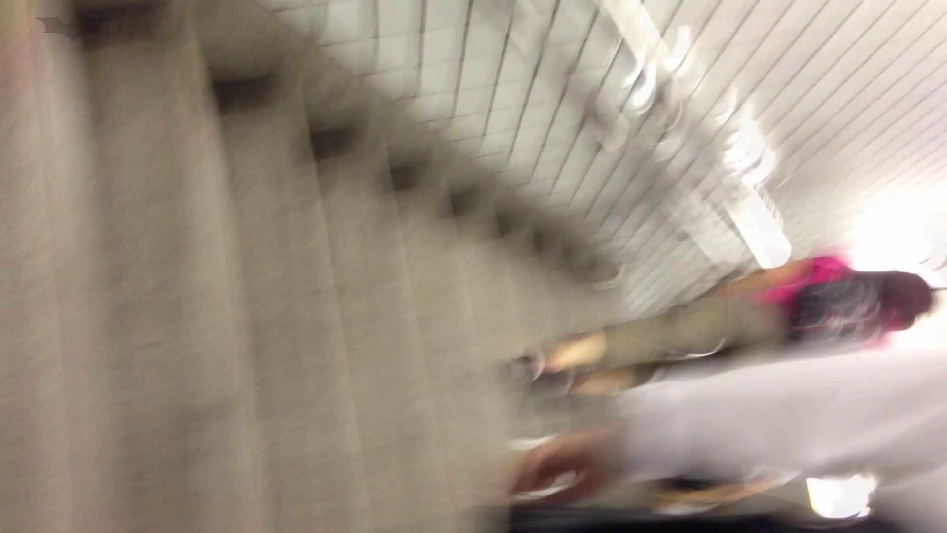 階段パンチラ Vol.07 チラ見 おめこ無修正画像 107枚 107