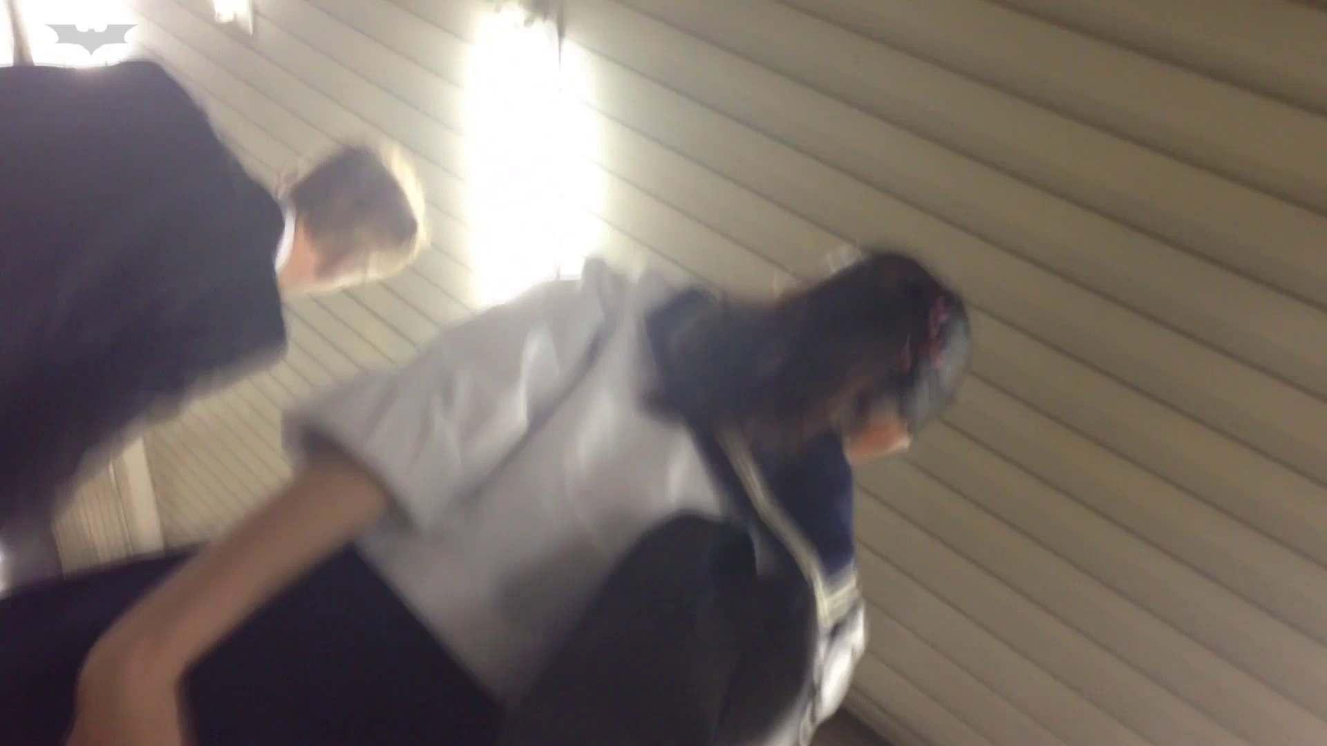 階段パンチラ Vol.08 盛合せ オマンコ無修正動画無料 90枚 9