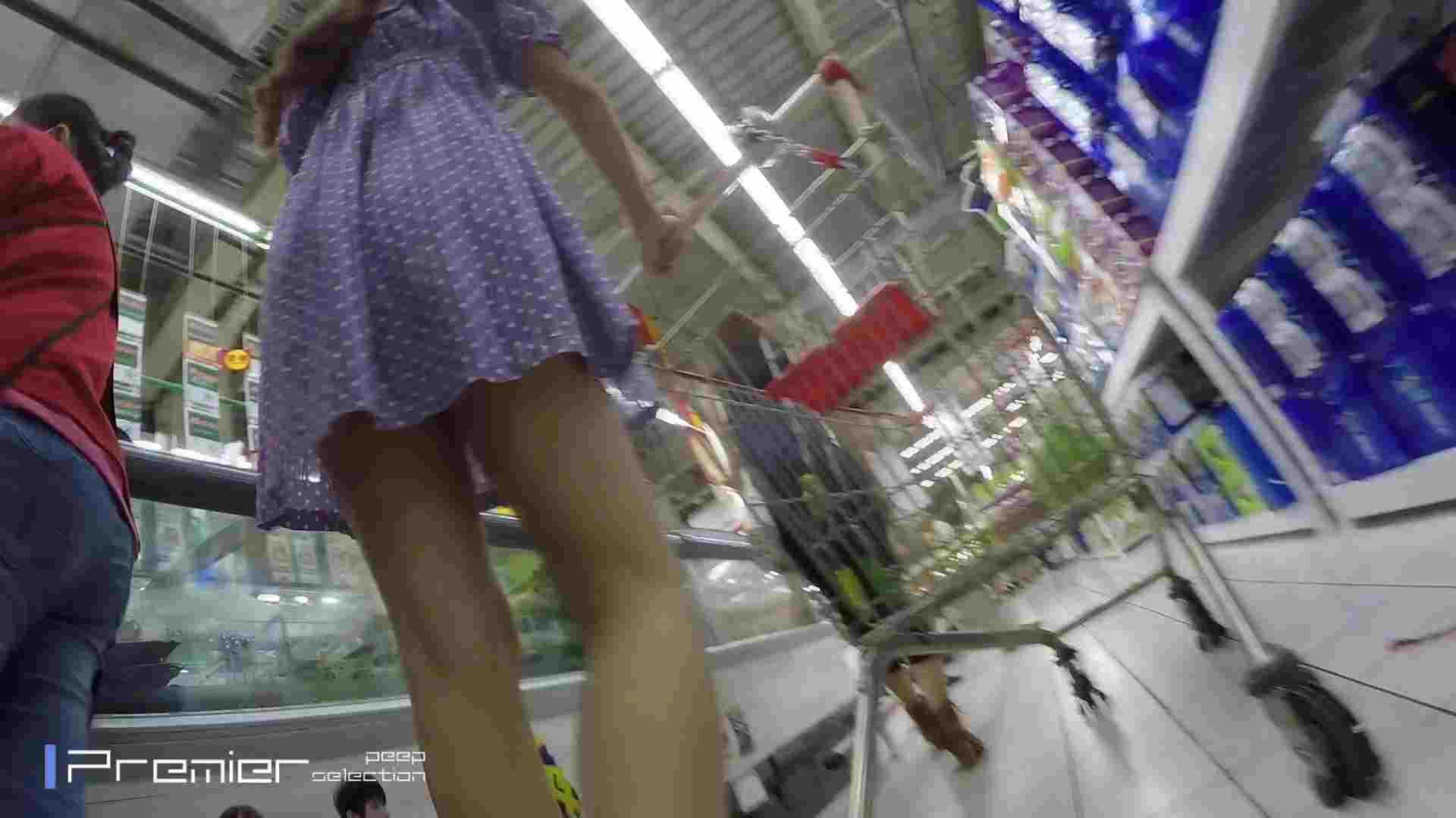 美女の下半身を粘着撮り!卑猥なパンチラ Vol.05 チラ見 | パンチラ女子  105枚 85