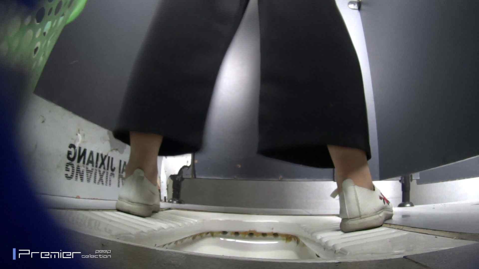 ポチャが多めの洗面所 大学休憩時間の洗面所事情45 高画質  107枚 60