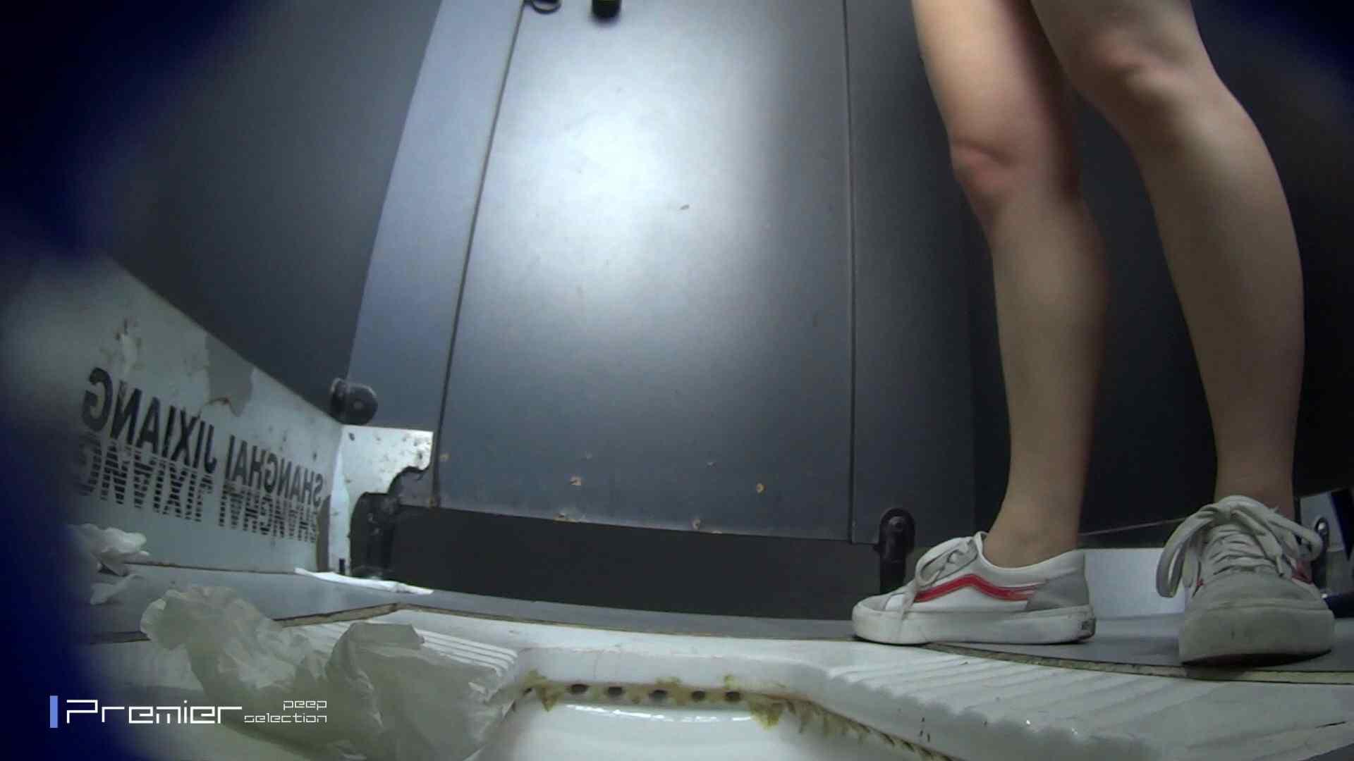 スキニージーンズの美女 大学休憩時間の洗面所事情56 丸見え おまんこ動画流出 106枚 23