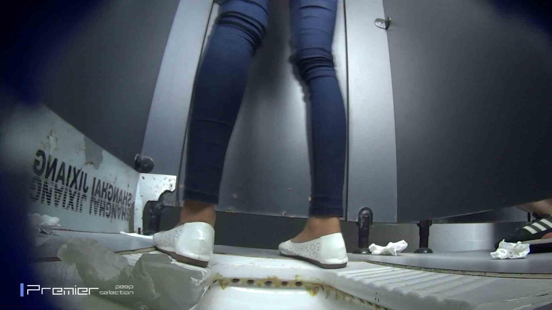 スキニージーンズの美女 大学休憩時間の洗面所事情56 お姉さんのSEX  106枚 40