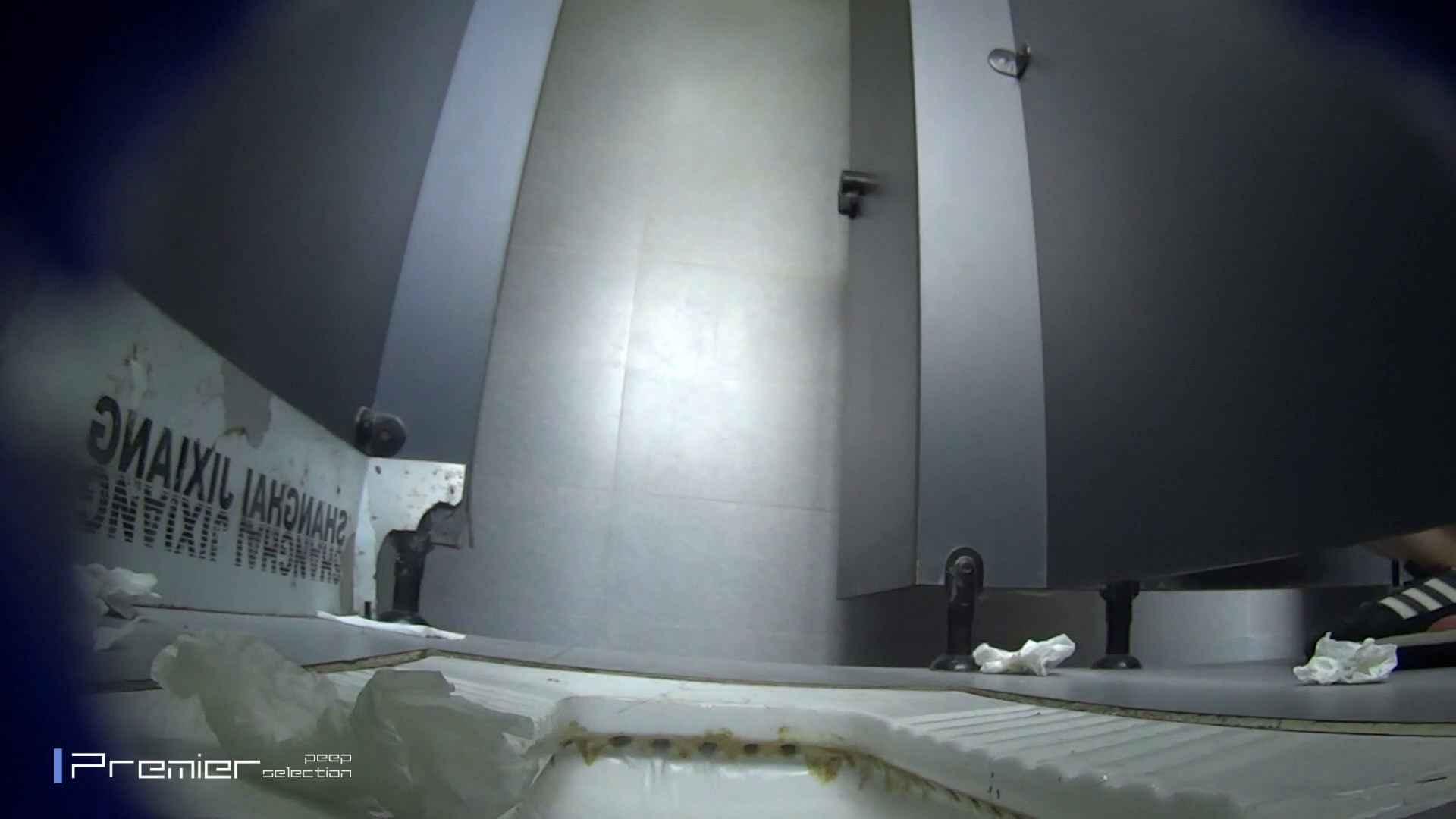 スキニージーンズの美女 大学休憩時間の洗面所事情56 丸見え おまんこ動画流出 106枚 43