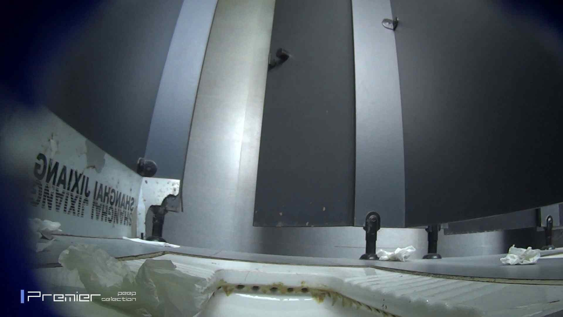 スキニージーンズの美女 大学休憩時間の洗面所事情56 丸見え おまんこ動画流出 106枚 63