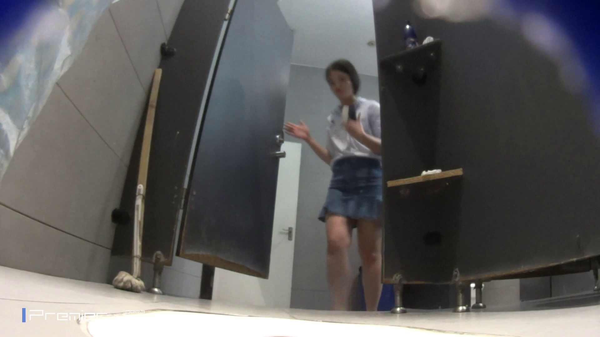 白いミニスカート清楚なお女市さん 大学休憩時間の洗面所事情59 美女 性交動画流出 101枚 39