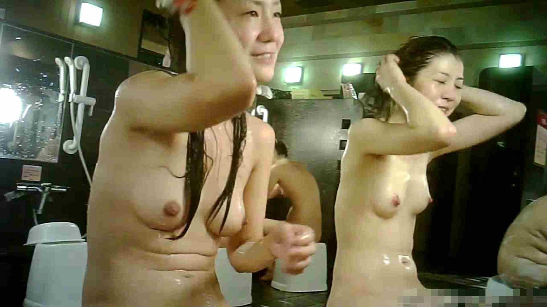 No.2 洗い場!!小学校からの仲良しといった普通な感じが高評価 潜入 SEX無修正画像 99枚 29