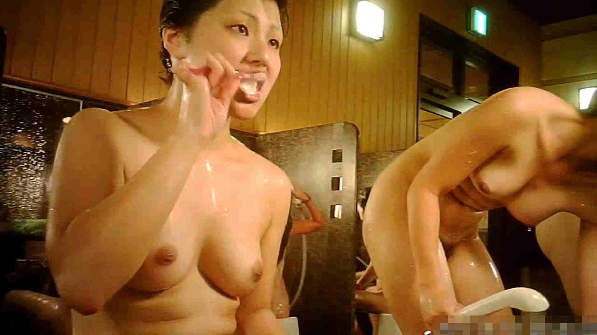 No.7 洗い場!!最近の嬢はオッパイ綺麗です。こちらも8個! 美肌 | 女湯のぞき  93枚 11