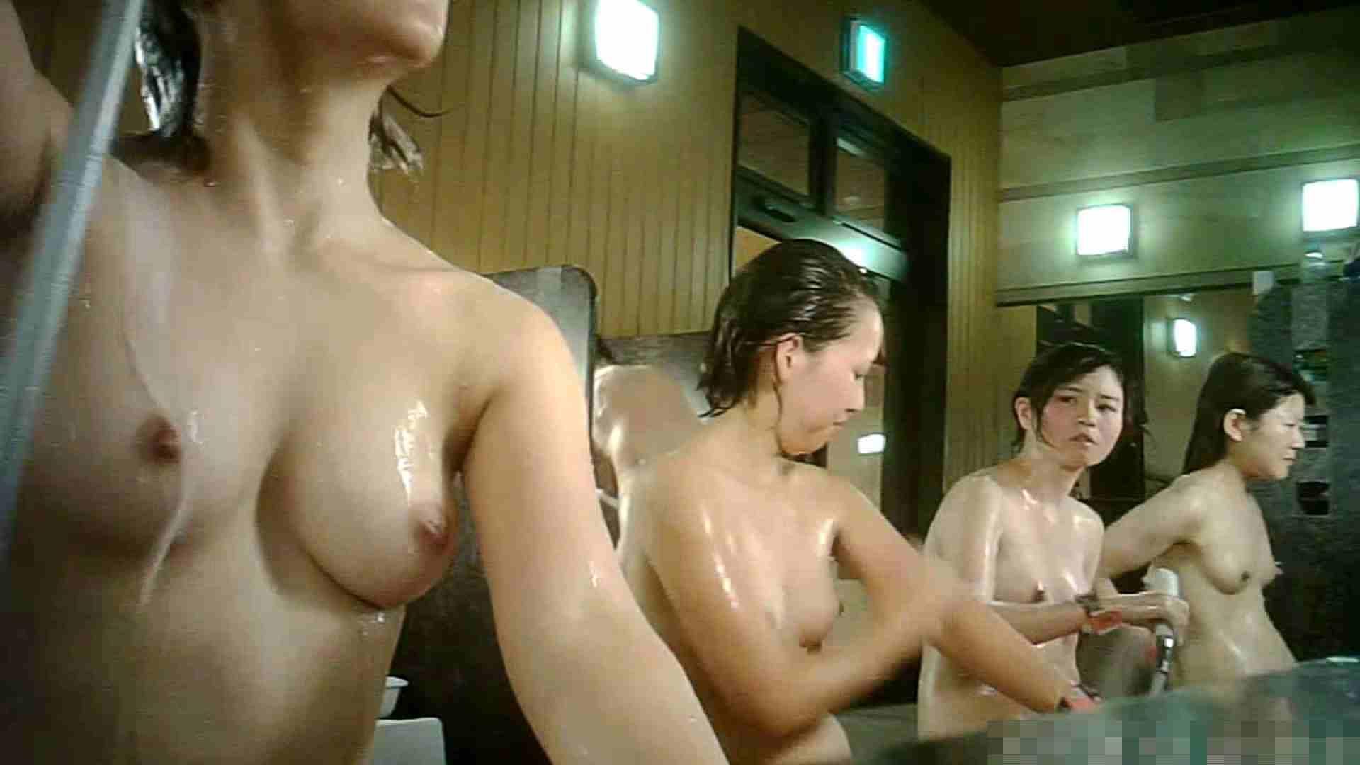 No.7 洗い場!!最近の嬢はオッパイ綺麗です。こちらも8個! 潜入 スケベ動画紹介 93枚 56