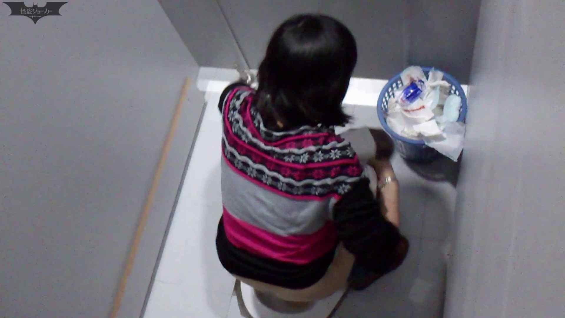 駅隣接デパート8携帯を隣の個室に挿し込んでみたら 洗面所のぞき おめこ無修正画像 77枚 54