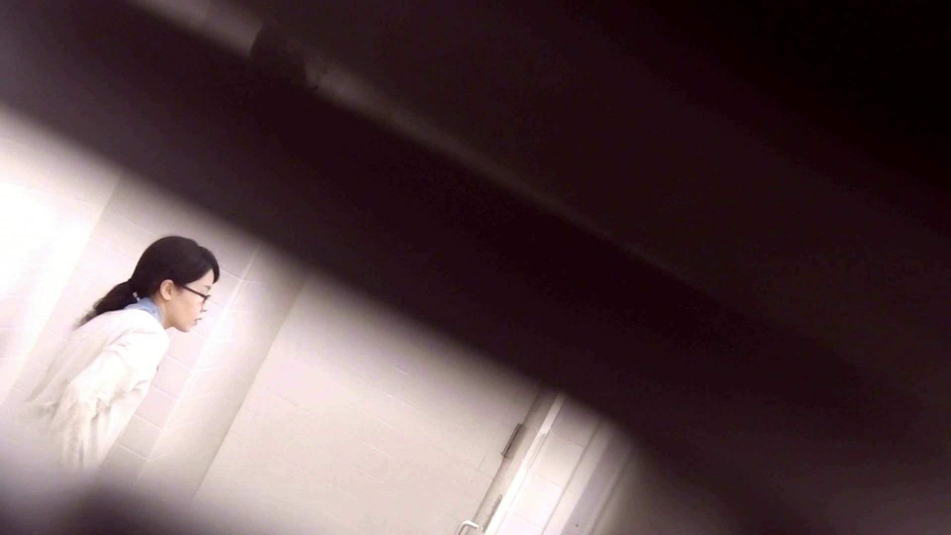お銀さんの「洗面所突入レポート!!」無料お試し動画!!その1 洗面所のぞき おめこ無修正画像 76枚 47