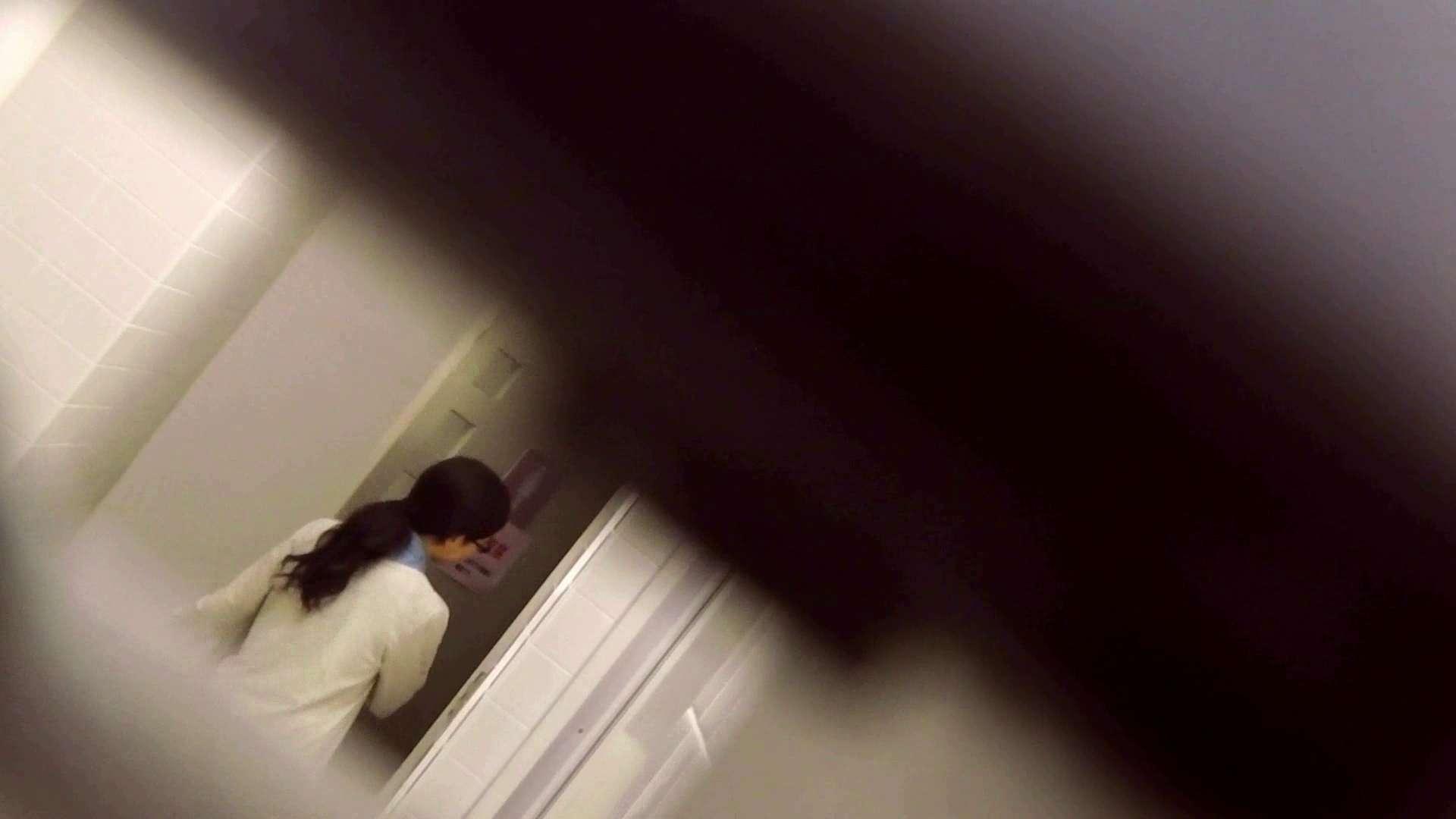 お銀さんの「洗面所突入レポート!!」無料お試し動画!!その1 ギャル達 | 高画質  76枚 61