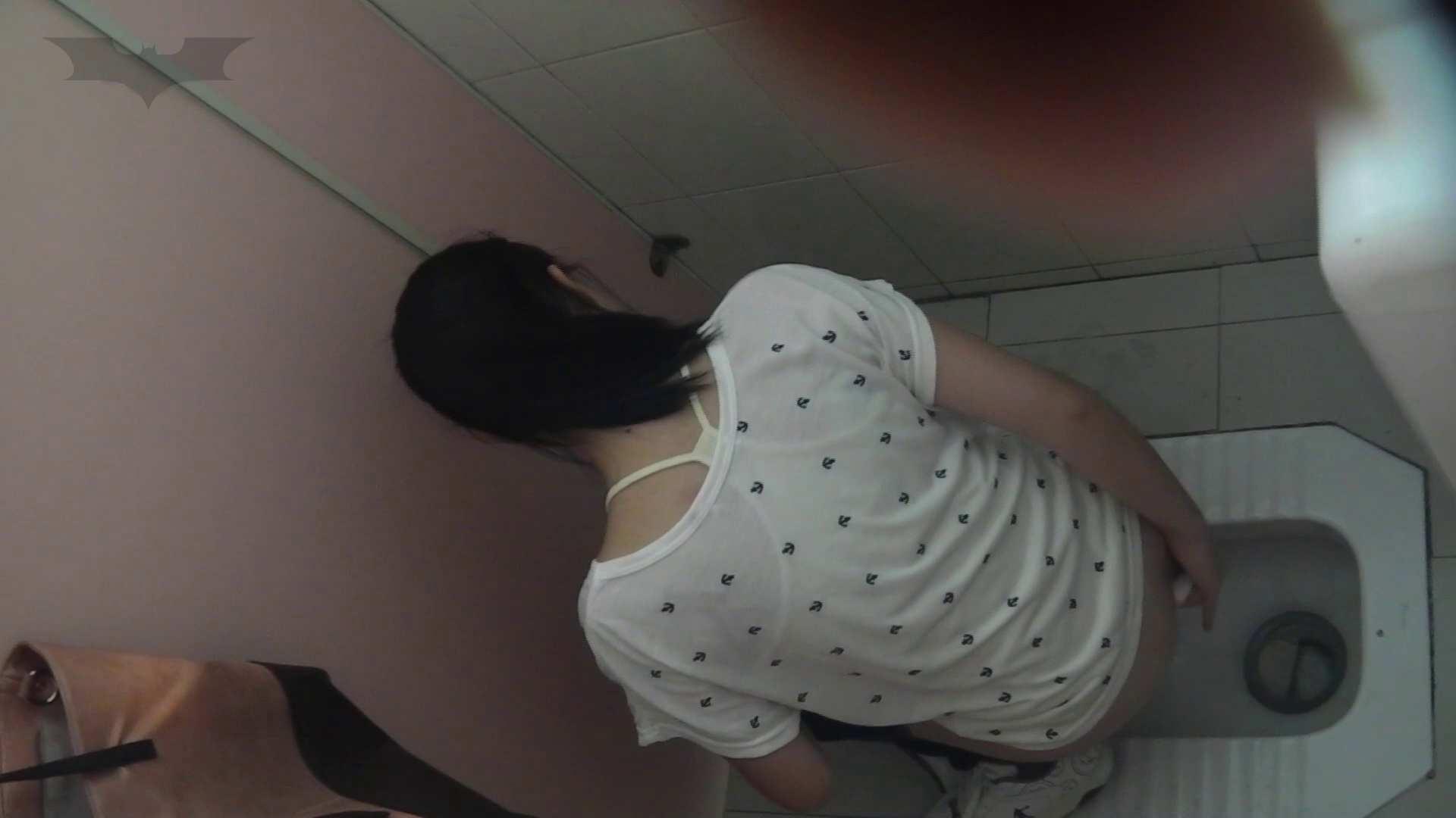 潜入!!台湾名門女学院 Vol.02 必見!中腰で「大」途中筋力の限界に・・・。 盗撮編  103枚 18