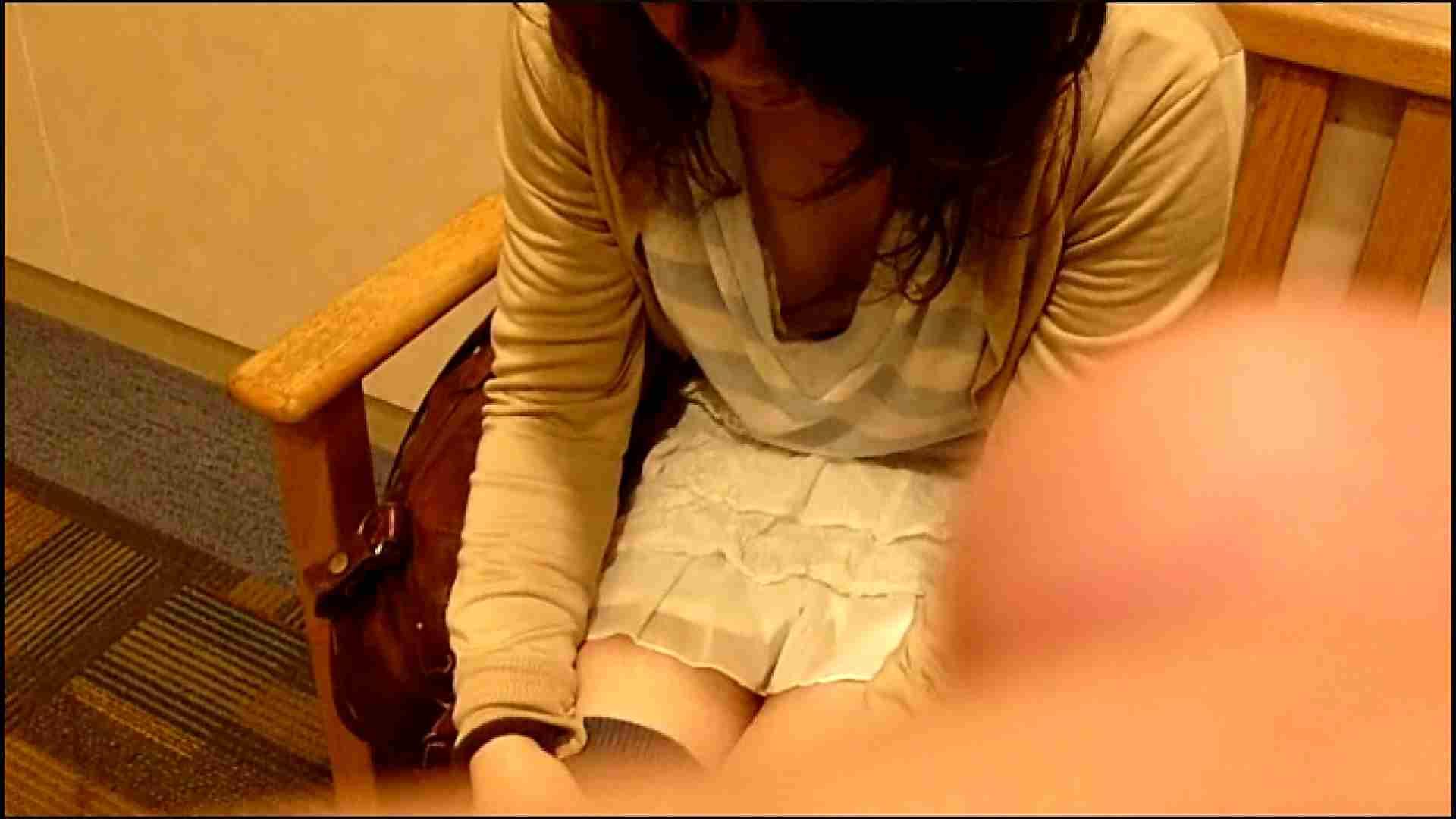 NO.3 某イオNN店内のエレベーター前でケータイに夢中な女の子 チラ見  102枚 30