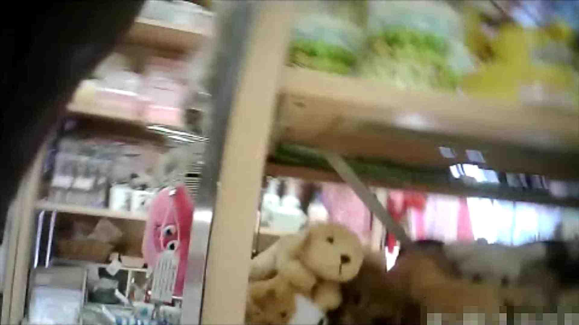 NO.6 雑貨屋で買い物中のガーリーな女の子 ギャル達  95枚 28