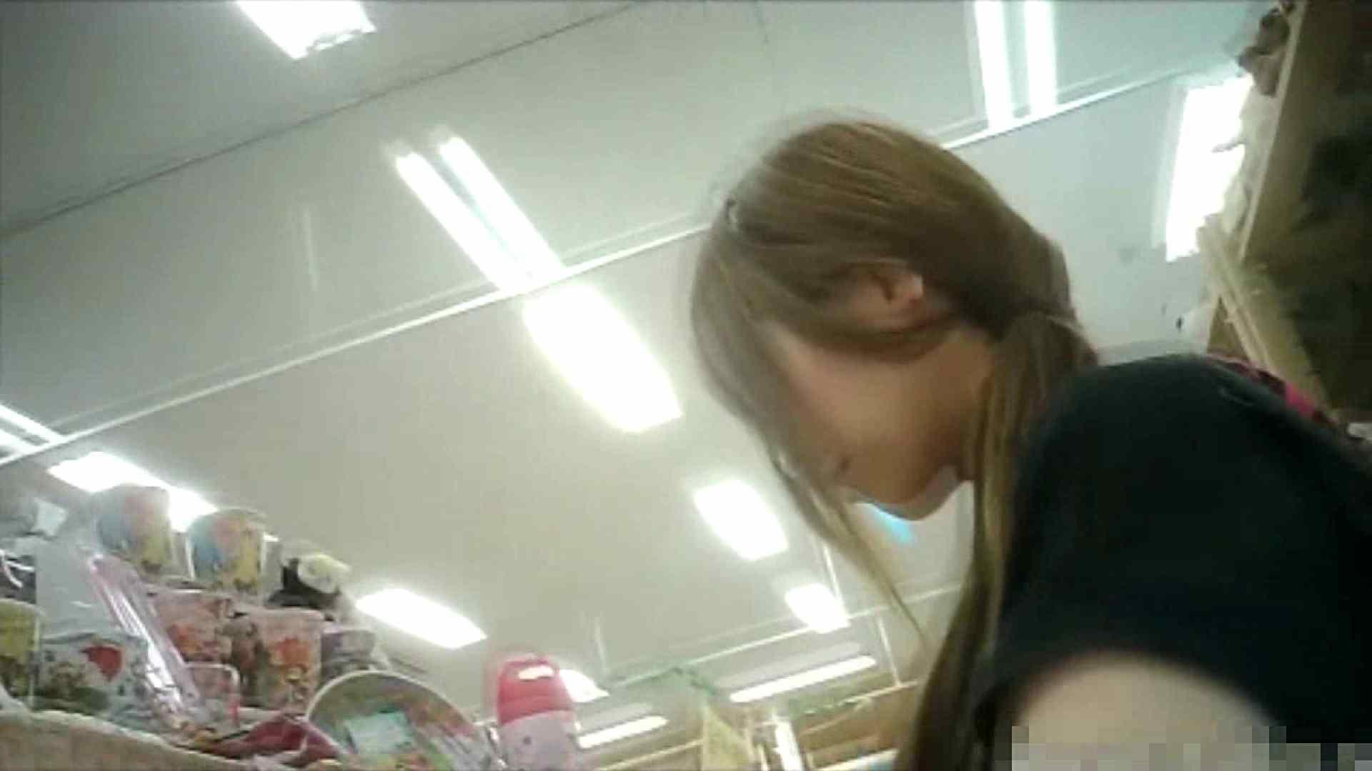 NO.6 雑貨屋で買い物中のガーリーな女の子 胸チラ・のぞき AV無料 95枚 39