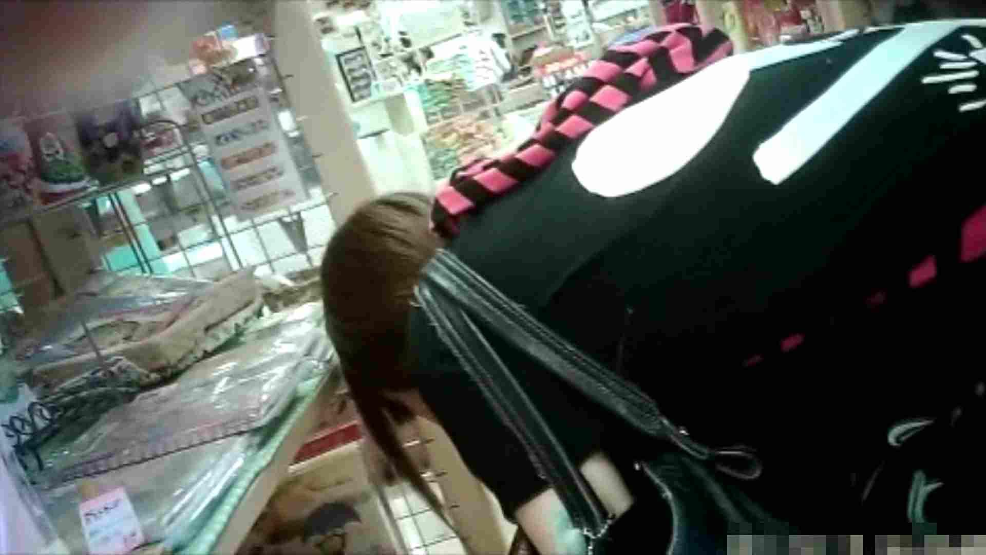 NO.6 雑貨屋で買い物中のガーリーな女の子 ギャル達  95枚 52
