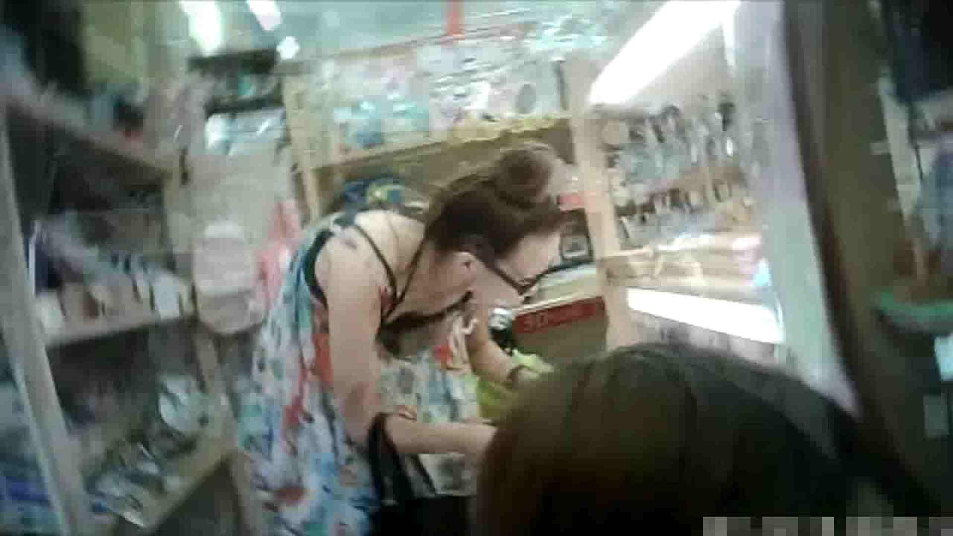 NO.6 雑貨屋で買い物中のガーリーな女の子 ギャル達 | 美乳  95枚 93
