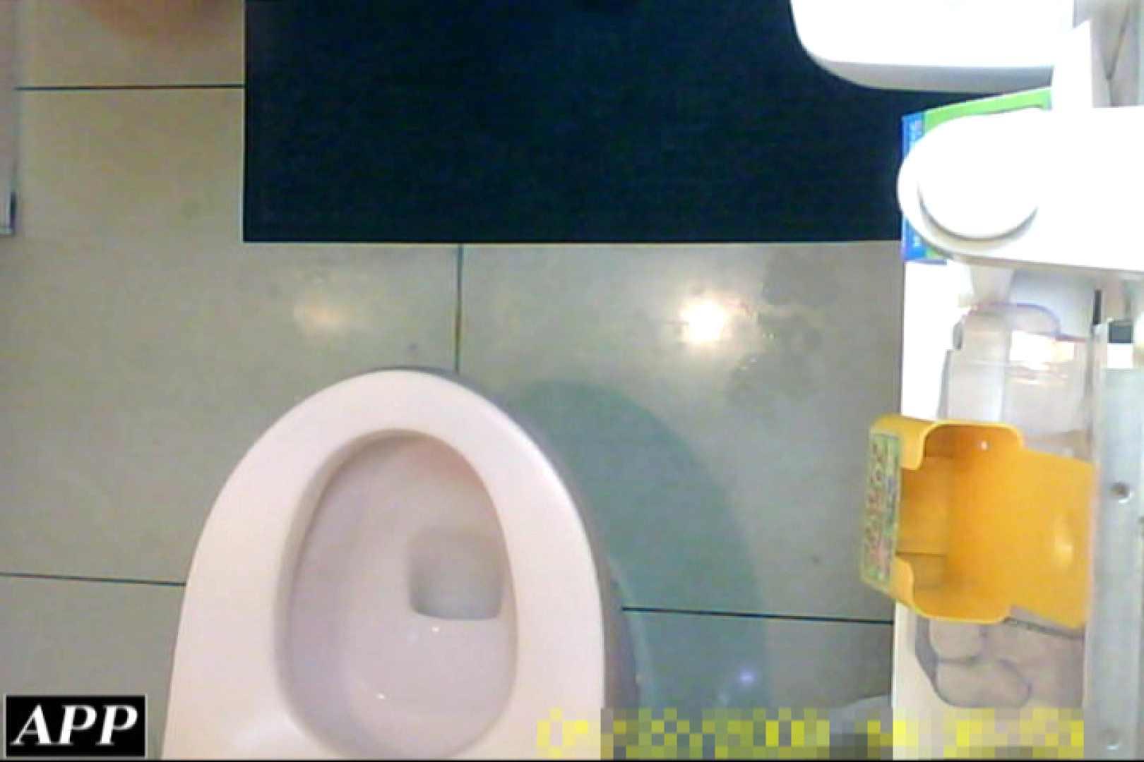 3視点洗面所 vol.55 洗面所のぞき | 肛門プレイ  111枚 57