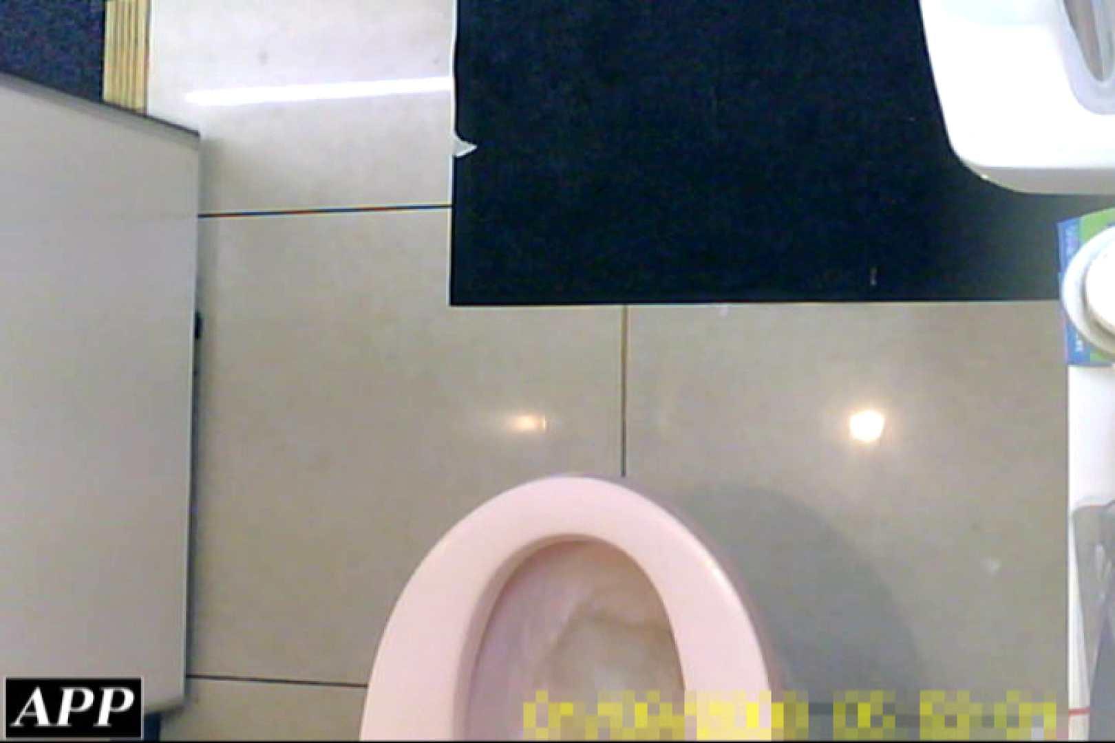 3視点洗面所 vol.90 肛門プレイ AV動画キャプチャ 88枚 69