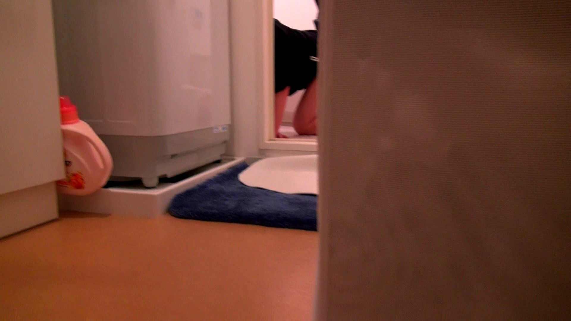 vol.13下半身裸で風呂の掃除をしてもらいました。 ○族 ワレメ動画紹介 97枚 3