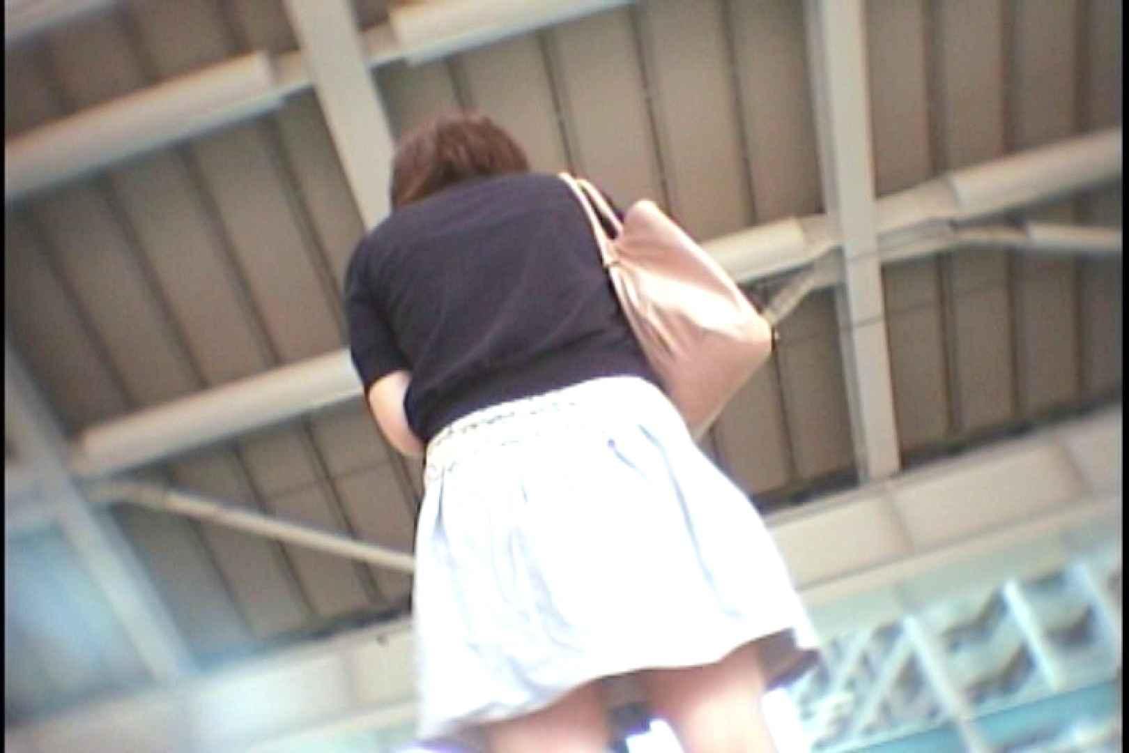 会員No.2 KAIさんのパンチラOL通勤の会 エッチなパンツ ワレメ無修正動画無料 93枚 3