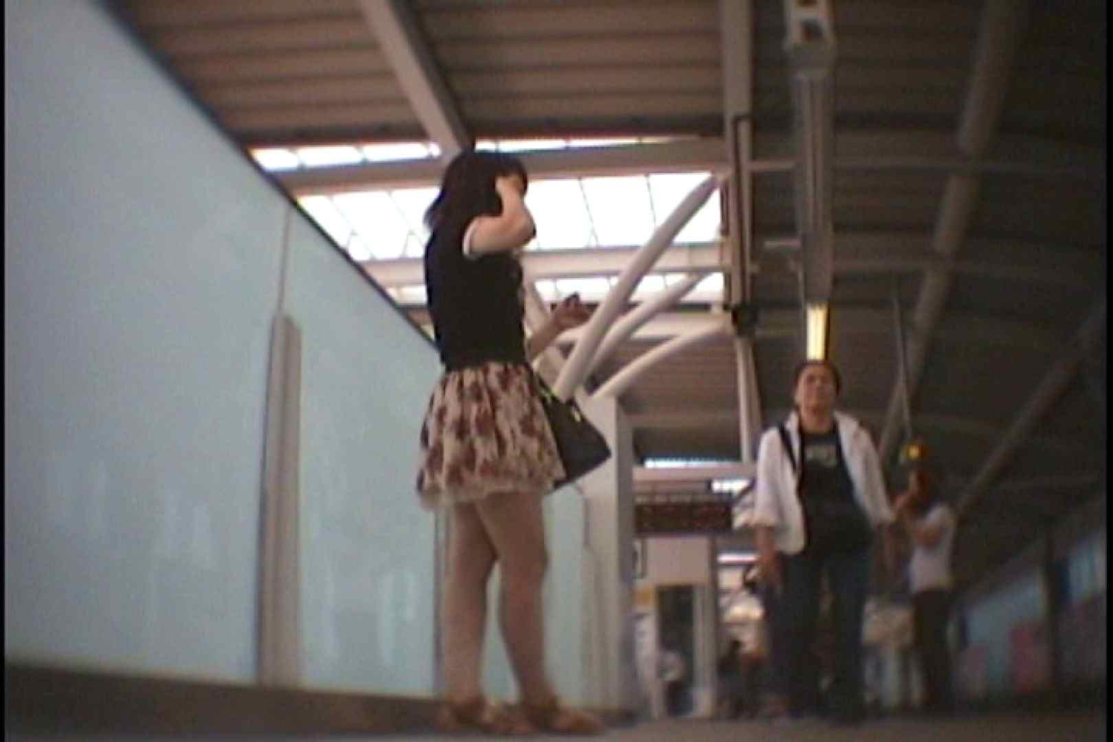 会員No.8 KAIさんのパンチラOL通勤の会 エッチなパンツ オマンコ無修正動画無料 79枚 3