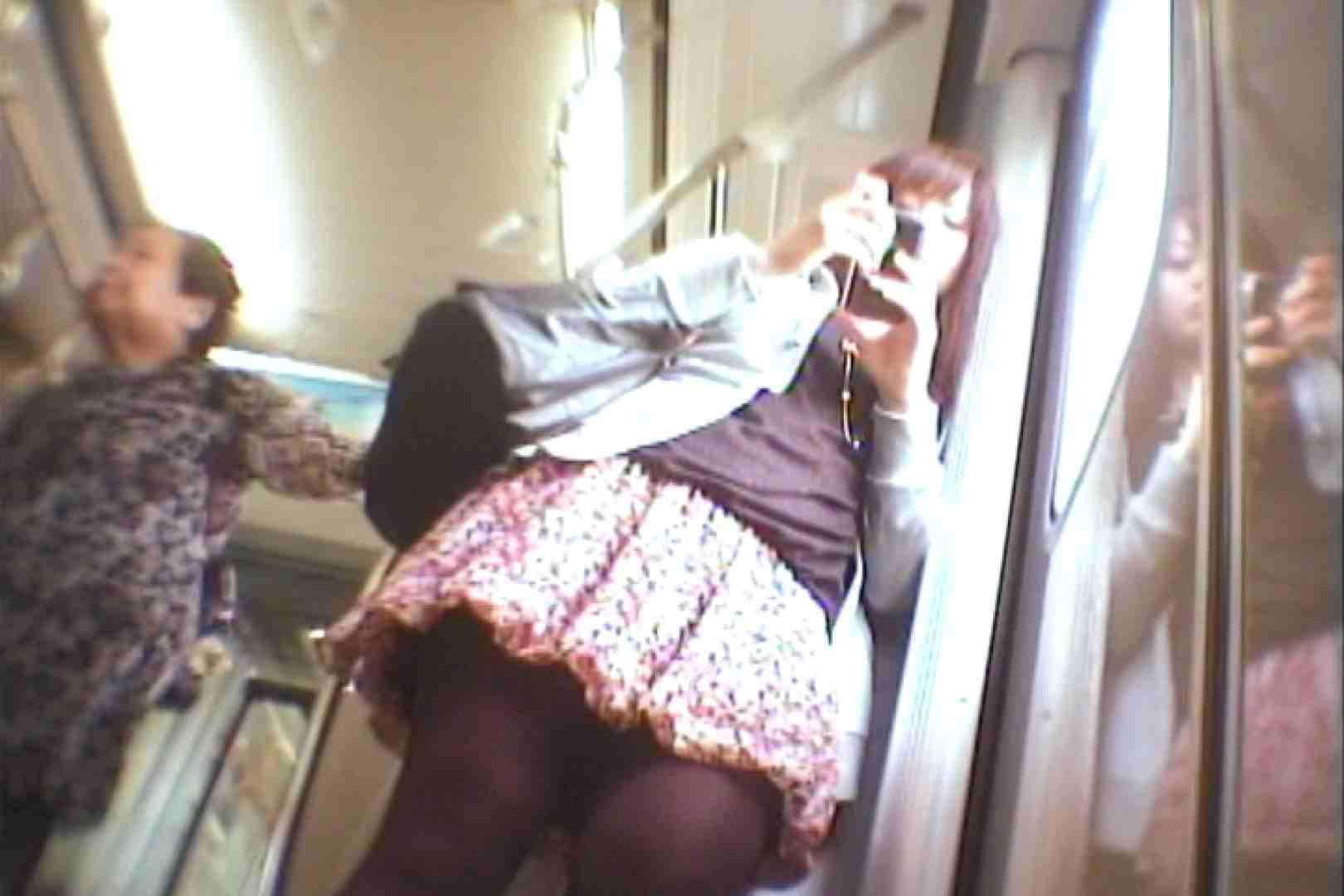 会員No.18 KAIさんのパンチラOL通勤の会 パンチラ女子 | チラ見  100枚 1