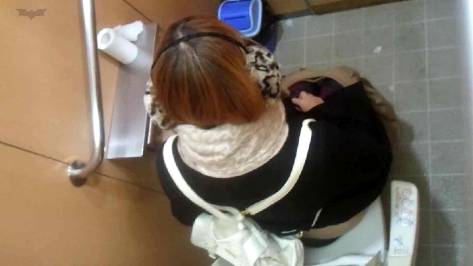 化粧室絵巻 商い場編 VOL.21 洗面所のぞき  105枚 32
