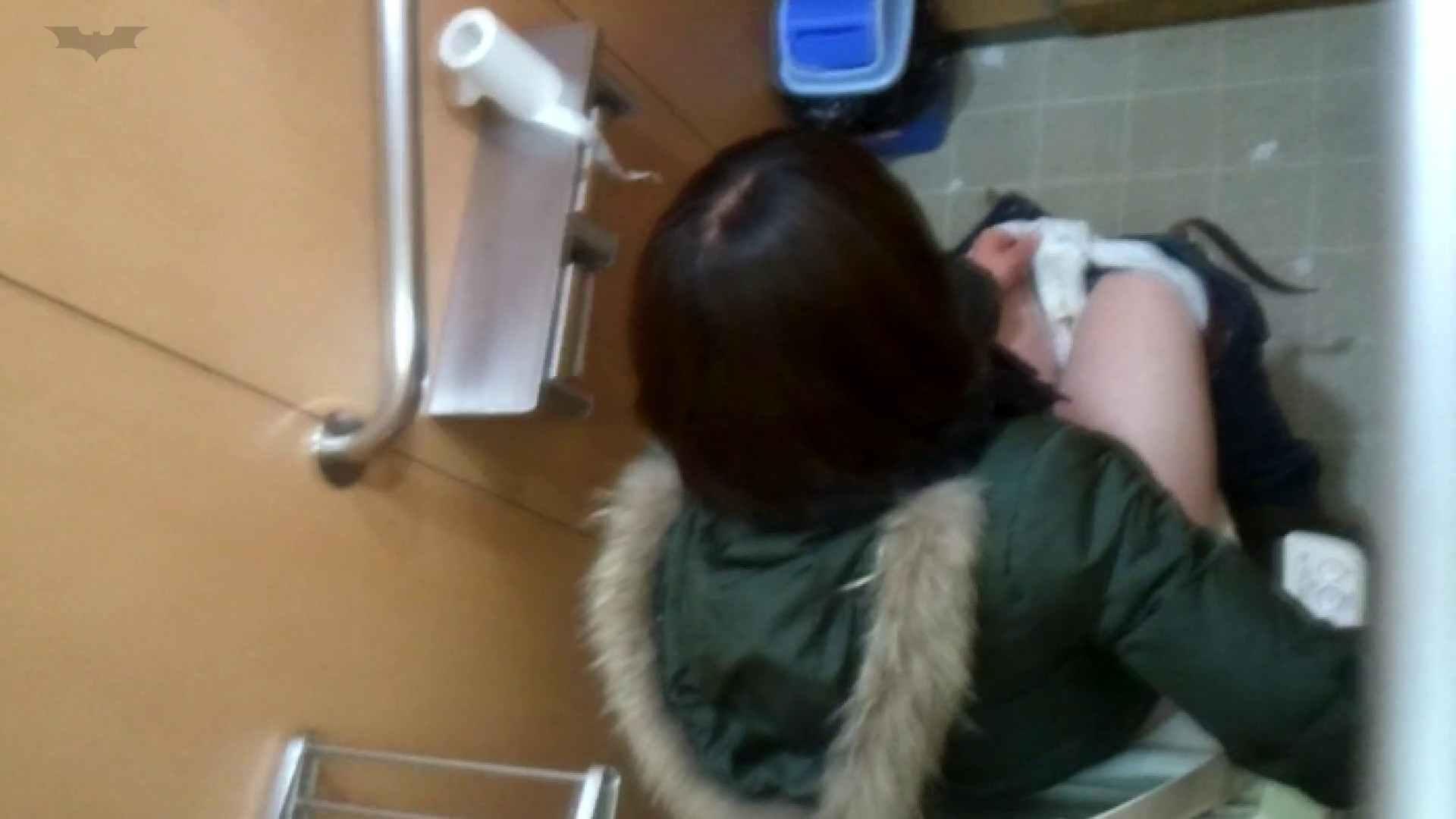 化粧室絵巻 商い場編 VOL.21 洗面所のぞき | ギャル達  105枚 81