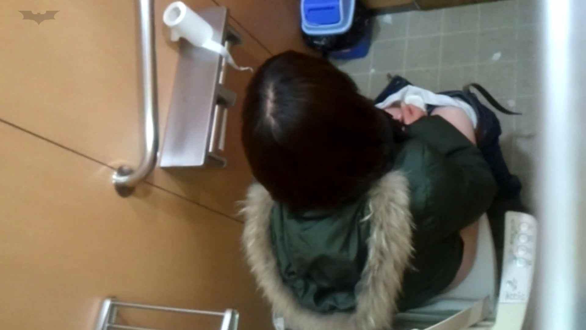 化粧室絵巻 商い場編 VOL.21 洗面所のぞき  105枚 88