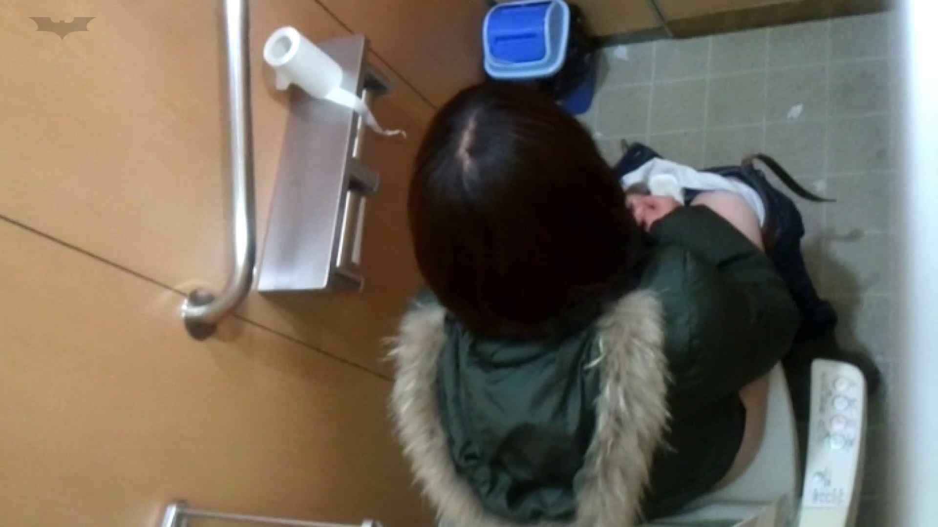 化粧室絵巻 商い場編 VOL.21 洗面所のぞき  105枚 92