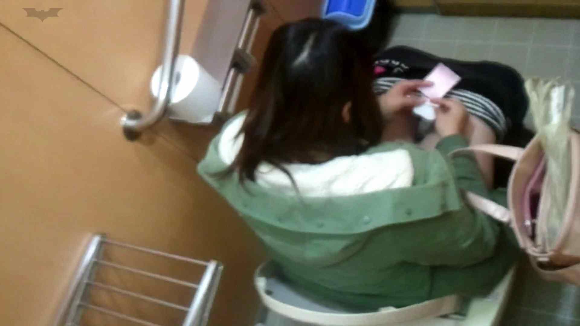 化粧室絵巻 商い場編 VOL.24 高画質 スケベ動画紹介 85枚 64
