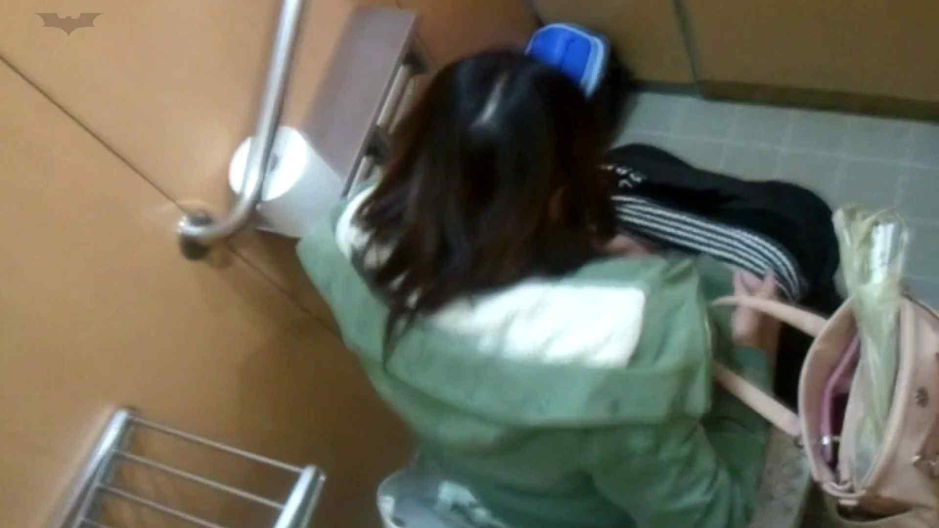 化粧室絵巻 商い場編 VOL.24 高画質 スケベ動画紹介 85枚 74